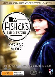 Miss Fisher DVD Series 2 Volume 2