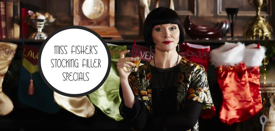 Miss Fisher Colouring Book
