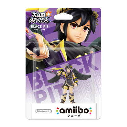Amiibo Dark Pit  (Super Smash Bros.) - Entaya Japan - 1