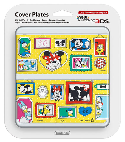 New Nintendo 3DS Cover Plates No.74 - Entaya Japan
