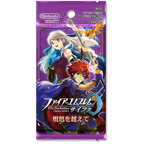 TCG Fire Emblem Cipher Booster Pack Soukoku Wo Koete - Entaya Japan