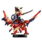Amiibo One-Eyed Rathalos and Rider Male (Monster Hunter Stories) - Entaya Japan