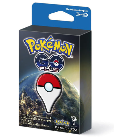 Pokemon Go Plus - Entaya Japan - 1