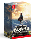 The Legend of Zelda Breath of the Wild Collector's Edition