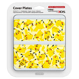 New Nintendo 3DS Cover Plates Pikachu - Entaya Japan