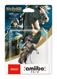Amiibo Link Rider - Breath of the Wild -