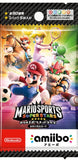 Amiibo Card Mario Sports Super Stars 1 Box