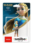 Amiibo Zelda - Breath of the Wild -