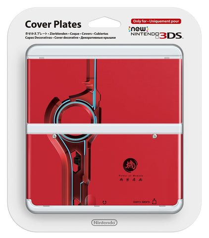 New Nintendo 3DS Cover Plates Xenobalde - Entaya Japan