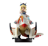 Amiibo Berioros (Hyoga) & Ayuria (Monster Hunter Stories) - Entaya Japan - 2