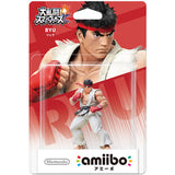 Amiibo Ryu (Super Smash Bros.) - Entaya Japan - 1