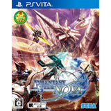 Phantasy Star Nova - Entaya Japan