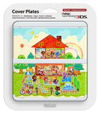 New Nintendo 3DS Cover Plates Animal Crossing Happy Home Designer - Entaya Japan