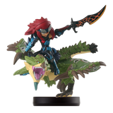 Amiibo Lioleia & Cheval (Monster Hunter Stories) - Entaya Japan - 2