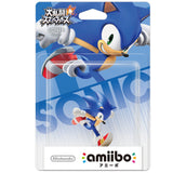 Amiibo Sonic (Super Smash Bros.) - Entaya Japan - 1