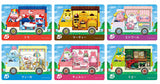 Amiibo Card Sanrio x Animal Crossing All 6 Cards Complete Set - Entaya Japan