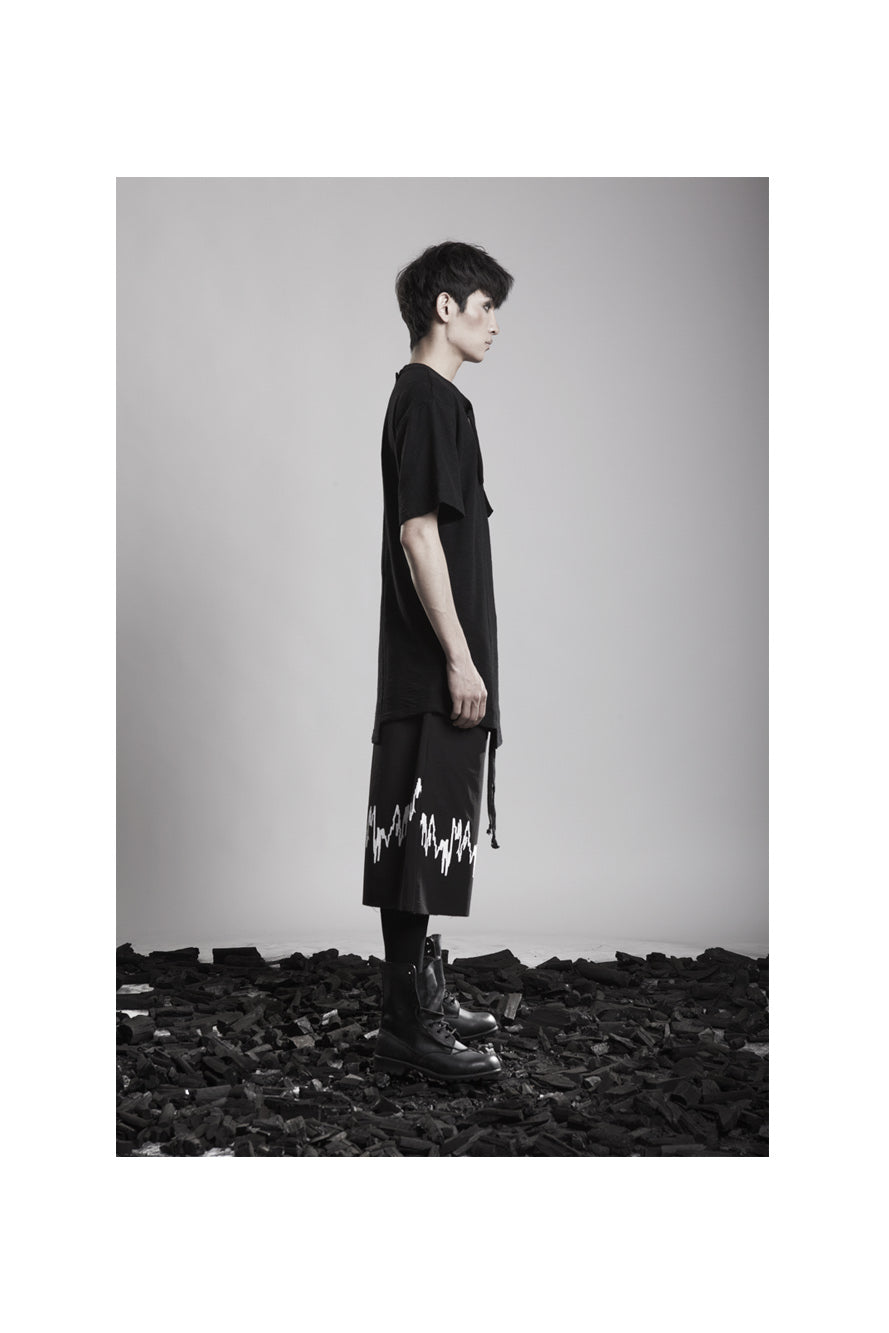 Dark Lord Asymmetrical Tee