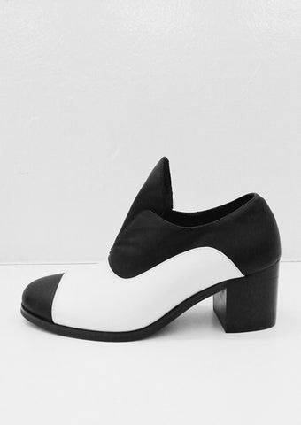 Binary Block Heels