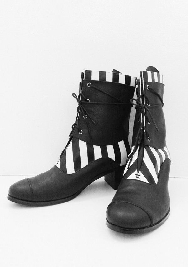 Optical Illusion Boots (Men)