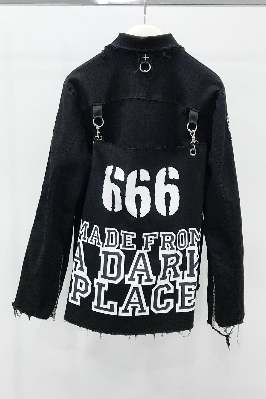 666 DENIM JACKET
