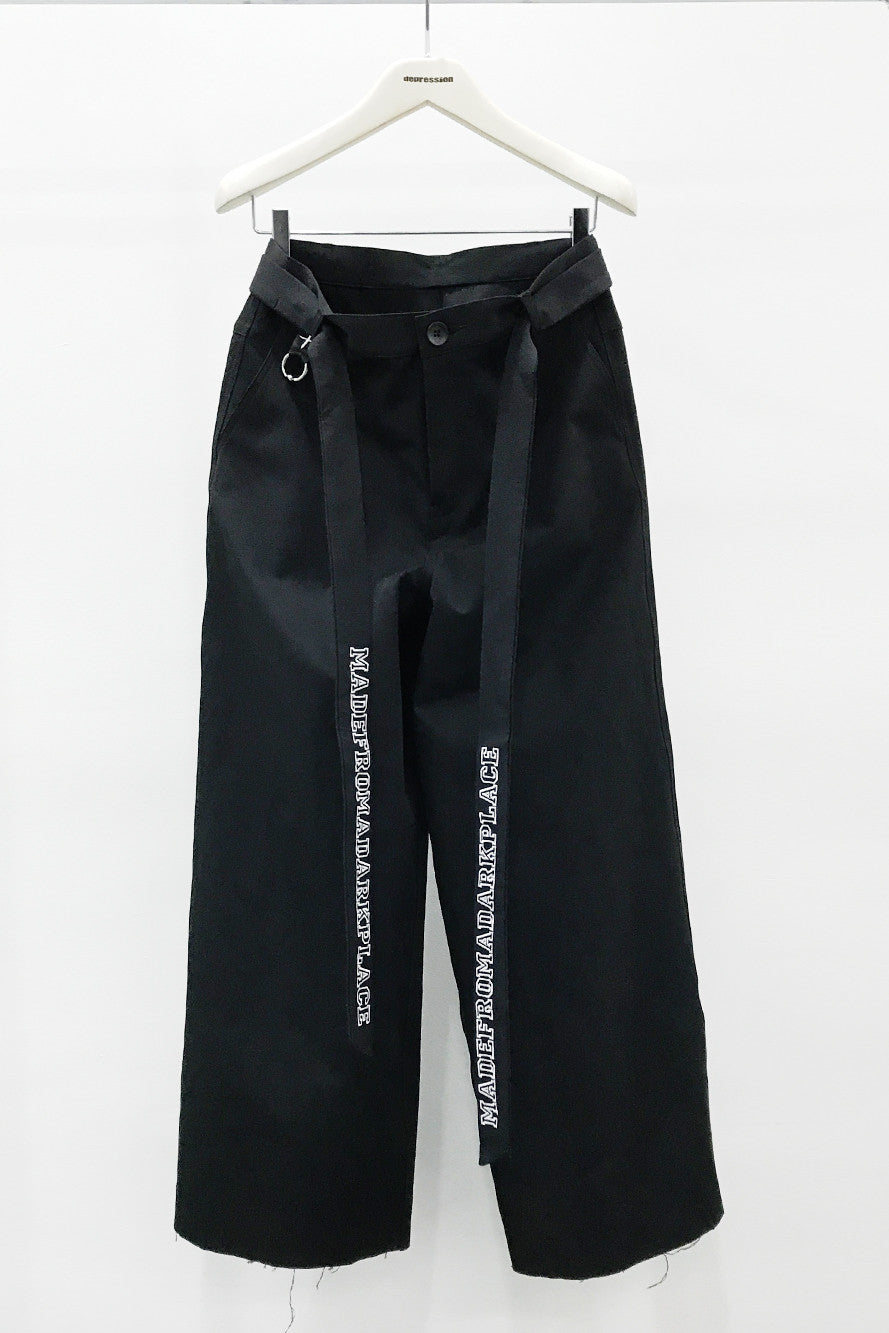 DARK PLACE LONG PANTS