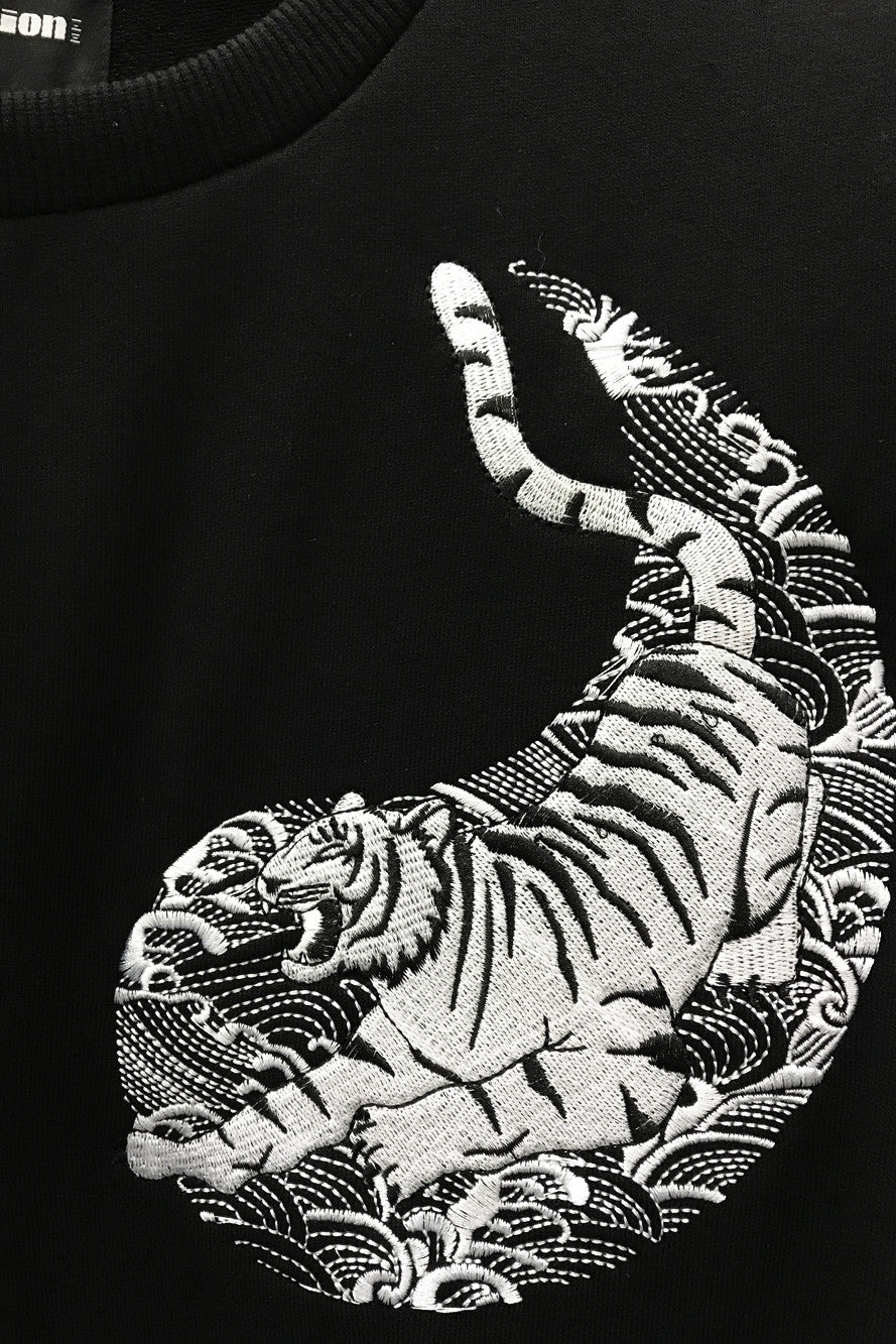 TIGER OVERSIZED TEE