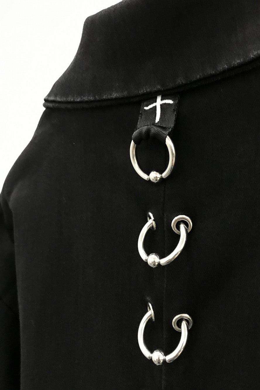 RING LEADER TRENCH JACKET