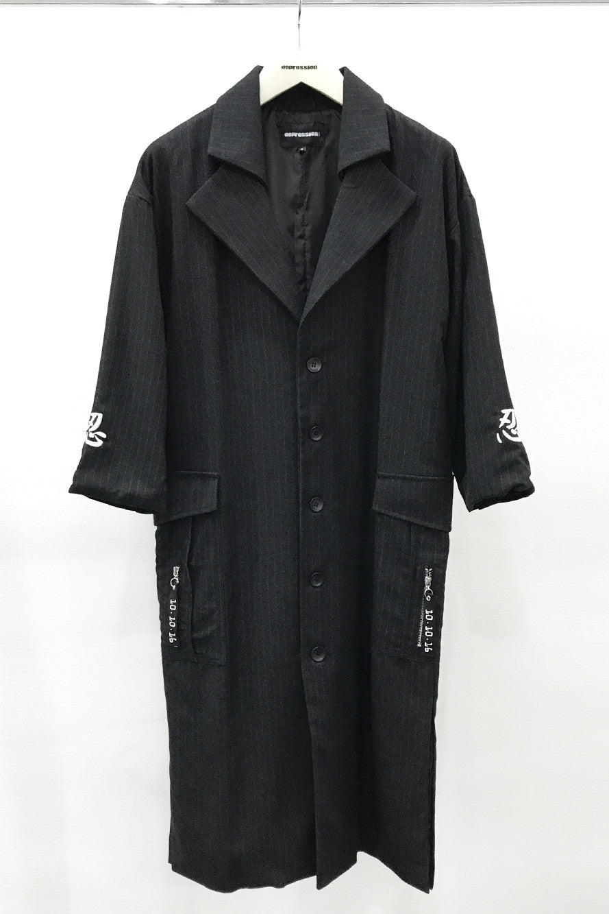 TOLERANCE TRENCH JACKET