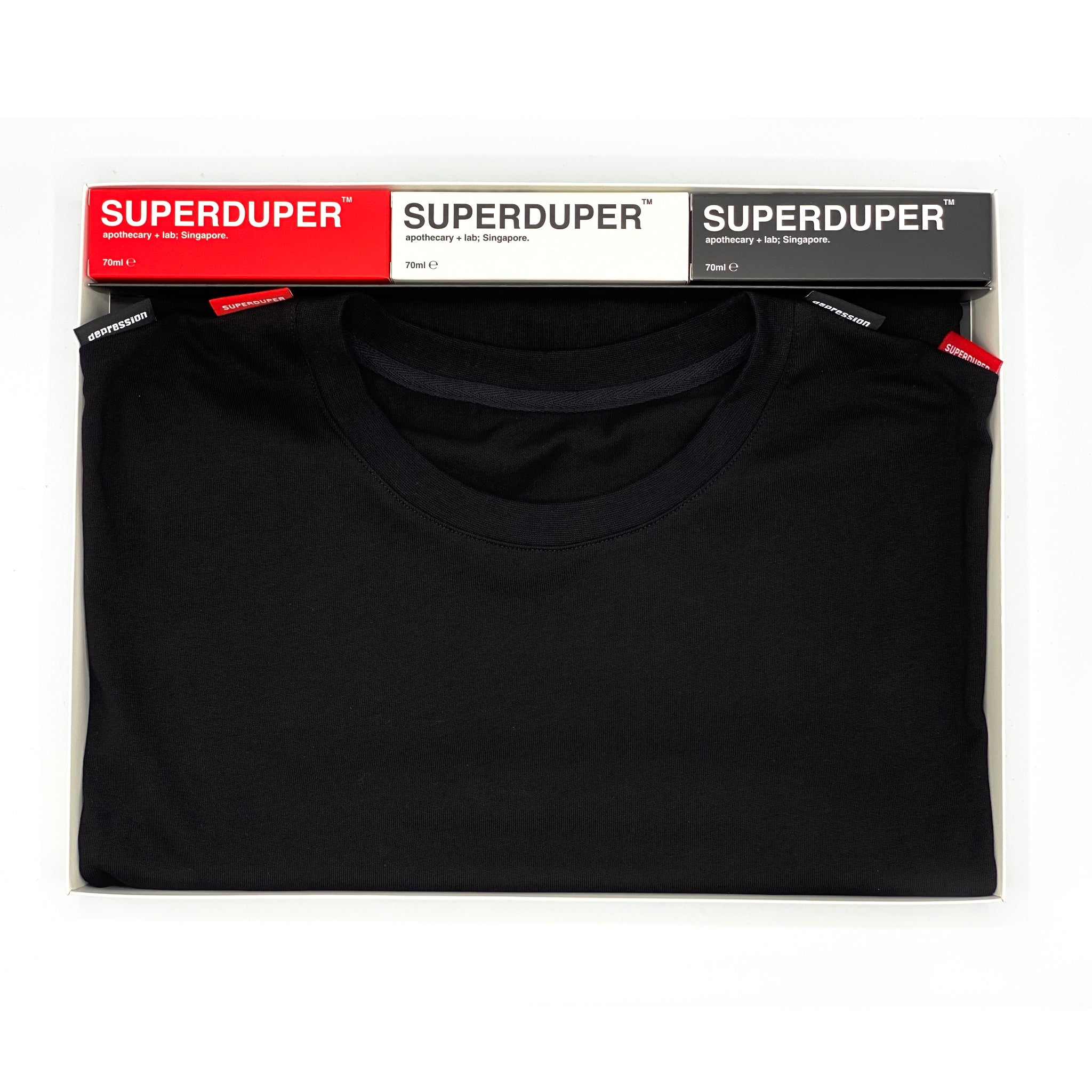 SUPERDUPER x DEPRESSION Box Set