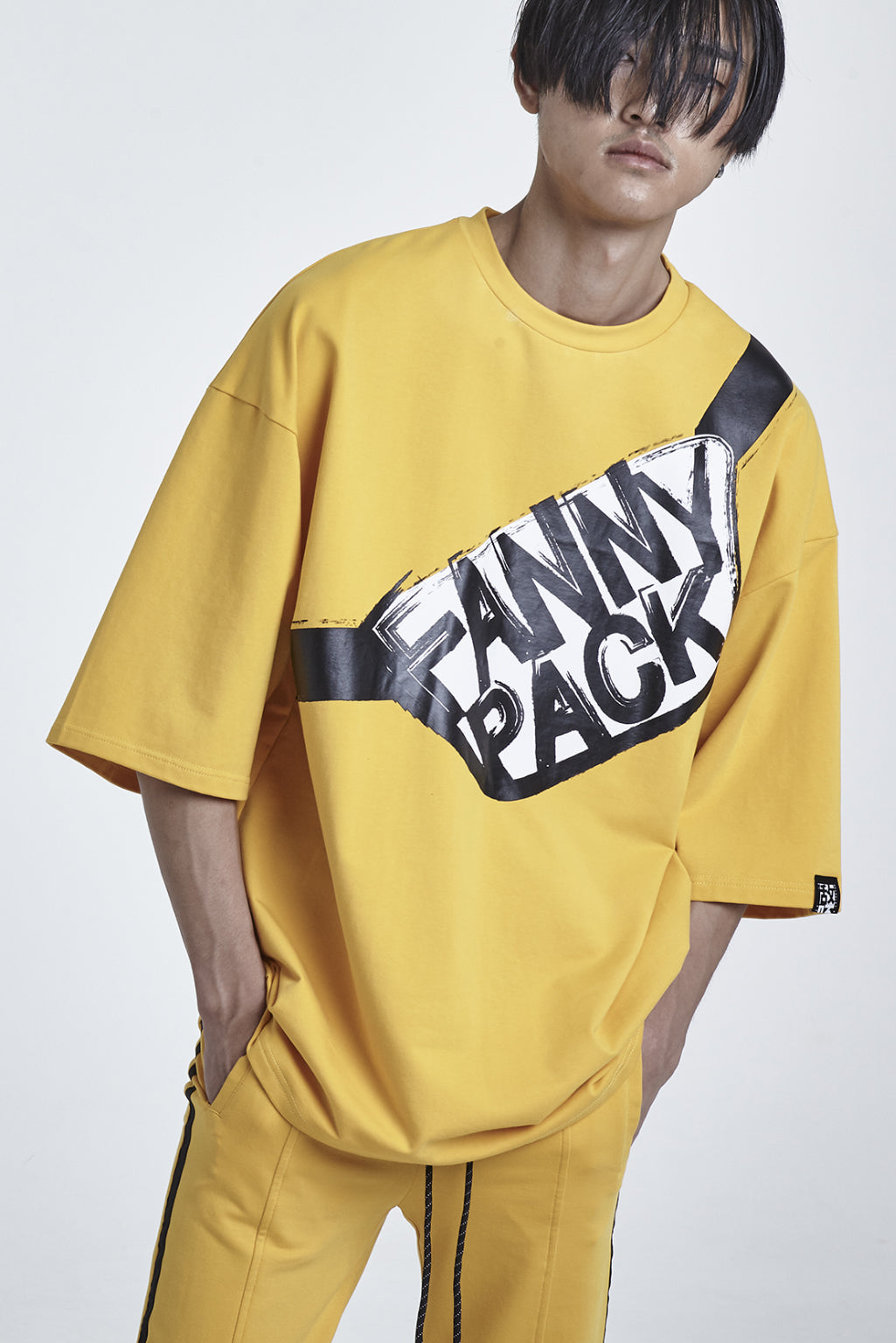 FANNY PACK OVERSIZE TEE