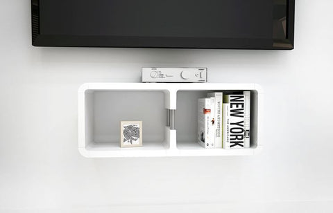 [Cubics] TV STAND WALL MOUNT STYLE (32S)
