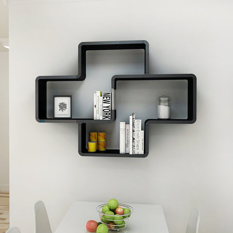 [Cubics] Large Clould Wall Shelf
