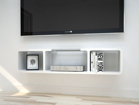 [Cubics] TV STAND WALL MOUNT STYLE (343)