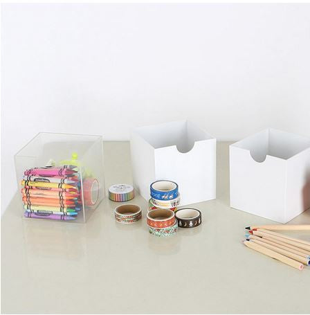 [Mini Cubics] drawer (7 colors) /Box (12 units)