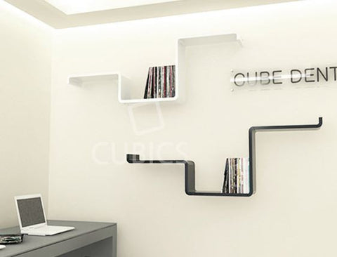 [Cubics] Small Wall Shelf - U