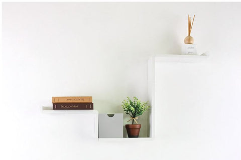 [Mini Cubics] Wall Shelf - Crance