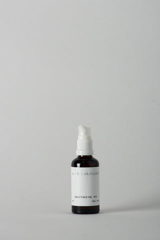 DAILY FACE OIL ∙ N°2