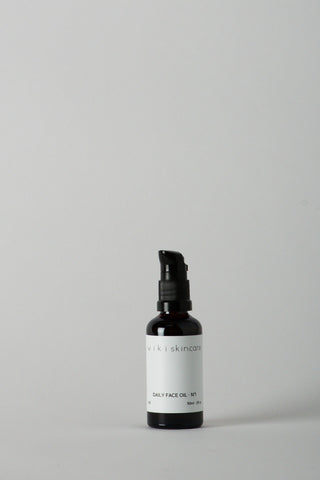 DAILY FACE OIL ∙ N°1
