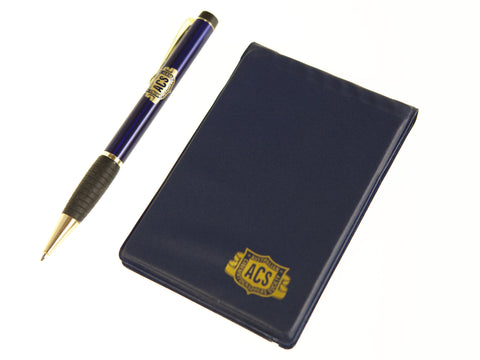 ACS Notepad and Pen Set