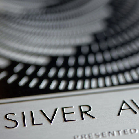 ACS Awards - Silver Plaques