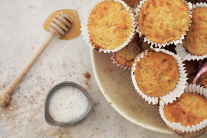 Heavenly Gluten-Free Apple and Carrot Muffins Recipe