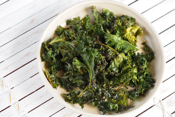 Smokey Kale Chips