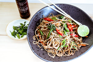 Asian Soba Noodles