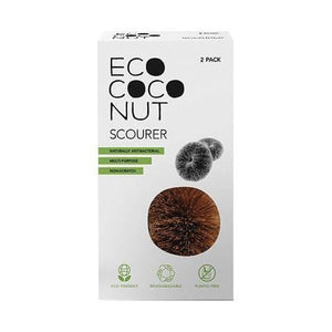 Eco Kitchen Twin Pack Scourers