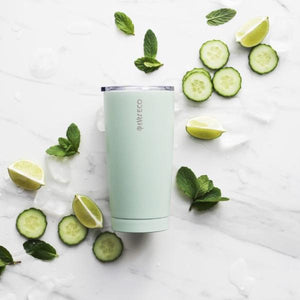 Stainless Steel Insulated Tumbler - Sage
