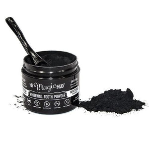 Activated Charcoal Tooth Powder for Whitening No Flavour