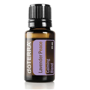 dōTERRA Lavender Peace Restful Blend 15ml