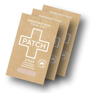 Patch Strips - Emergency Kit