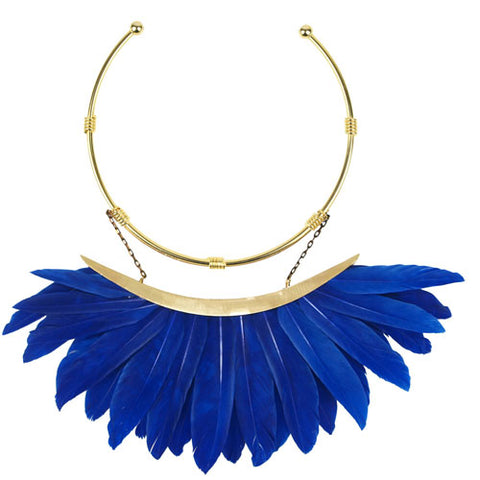artemis-feather-collar-blue