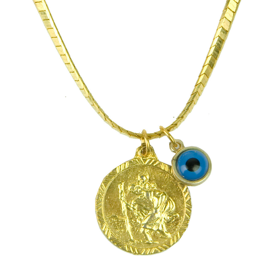 Short Pendant Chain Necklace katerina psoma